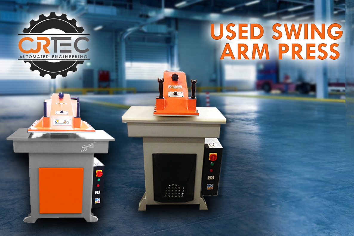 Used Swing Arm Press